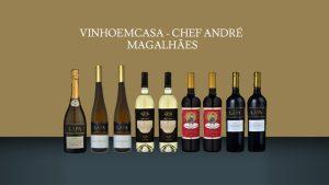 A escolha do Chefe André Magalhães