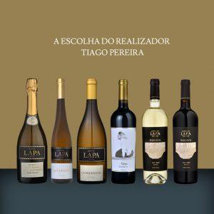 A ESCOLHA DO REALIZADOR TIAGO PEREIRA